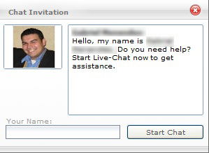 Instigate Livezilla Chat
