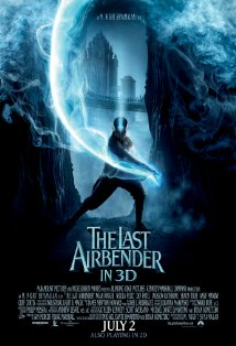 Movie Review – The last Airbender