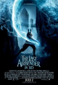 The Last Airbender Poster