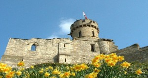 One of the main reasons I want to fly, is to visit castles such as this one