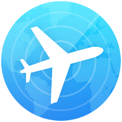 Android + iOS App Review – FlightTrack 5
